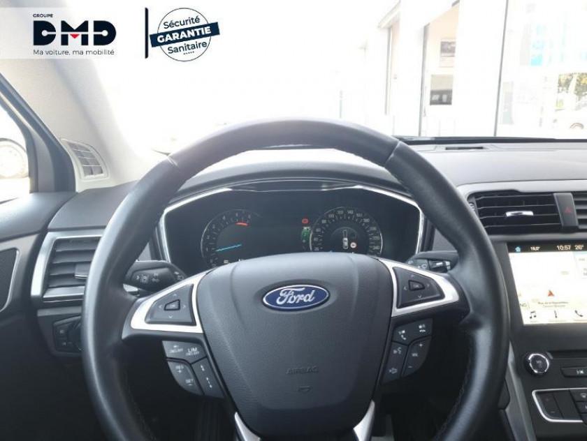 Ford Mondeo 2.0 Tdci 150ch Titanium 5p Euro6.2 - Visuel #7