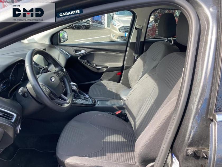 Ford Focus 1.5 Ecoblue 120ch Titanium Bva - Visuel #9