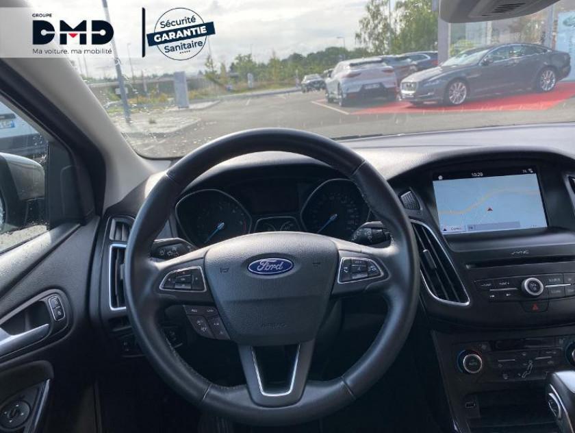 Ford Focus 1.5 Ecoblue 120ch Titanium Bva - Visuel #7