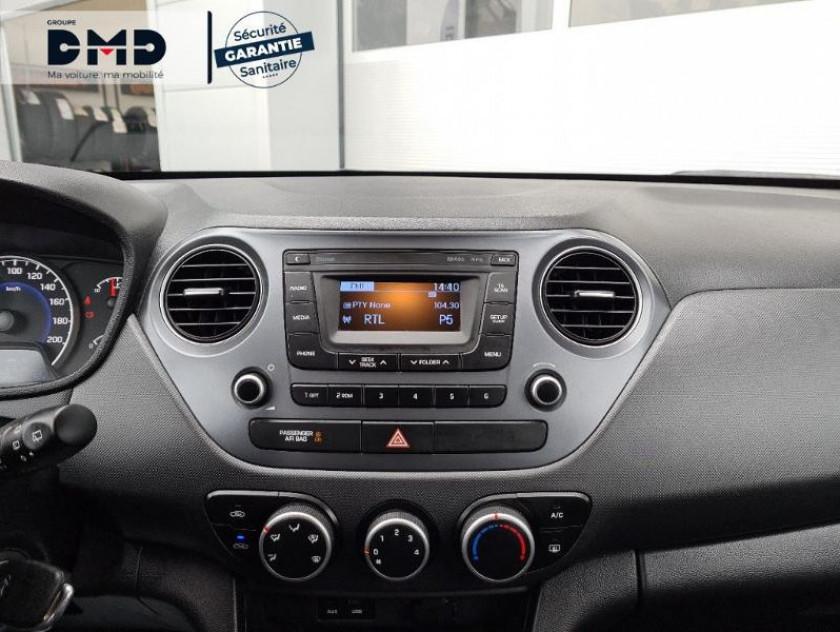 Hyundai I10 1.2 87ch Edition #mondial - Visuel #6
