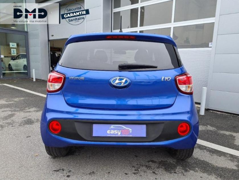 Hyundai I10 1.2 87ch Edition #mondial - Visuel #11