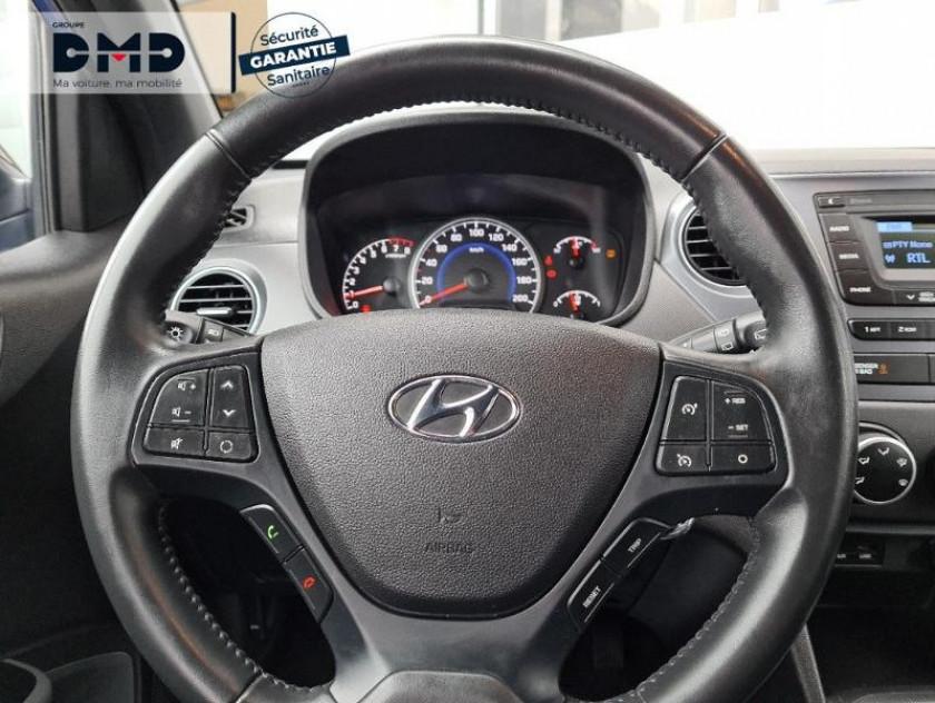 Hyundai I10 1.2 87ch Edition #mondial - Visuel #7