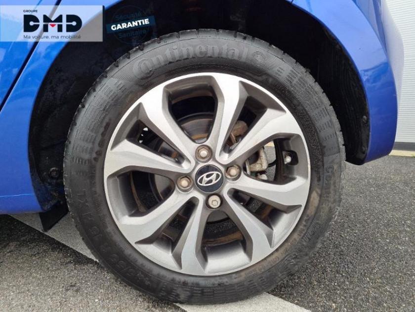 Hyundai I10 1.2 87ch Edition #mondial - Visuel #13