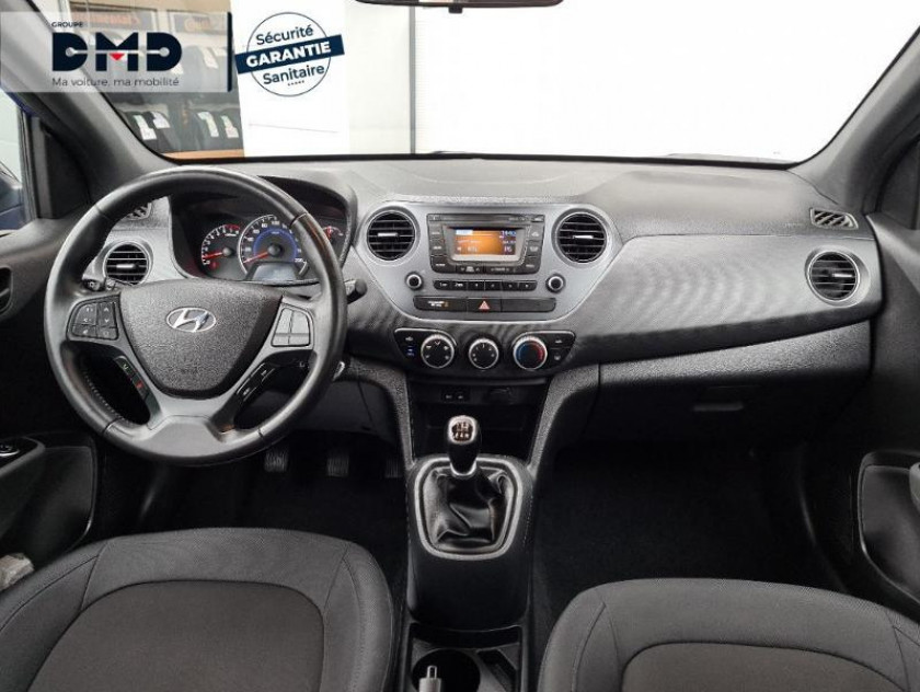Hyundai I10 1.2 87ch Edition #mondial - Visuel #5