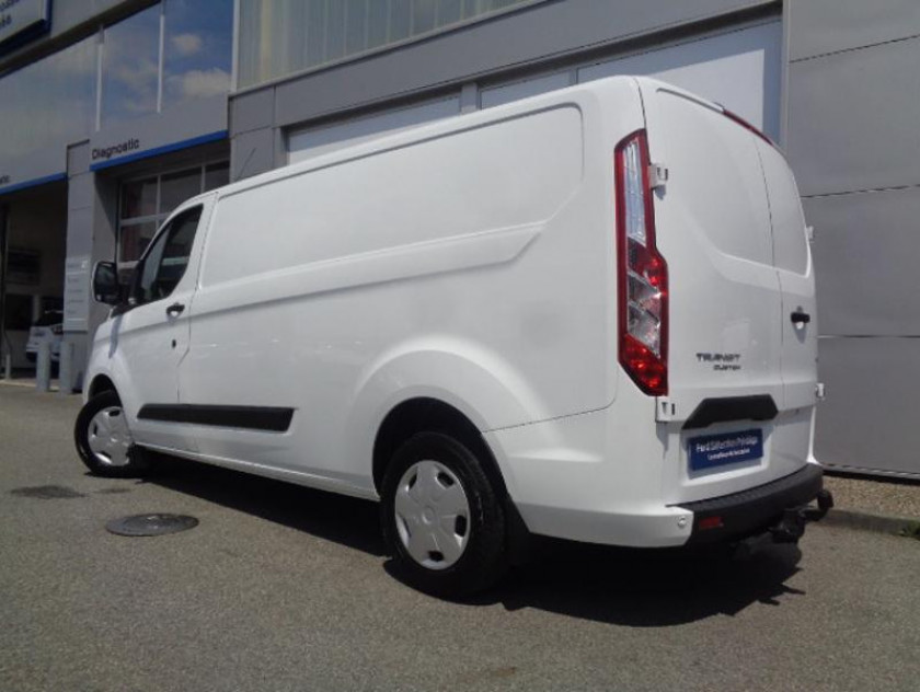 Ford Transit Custom Fg 300 L2h1 2.0 Tdci 130 Trend Business - Visuel #3