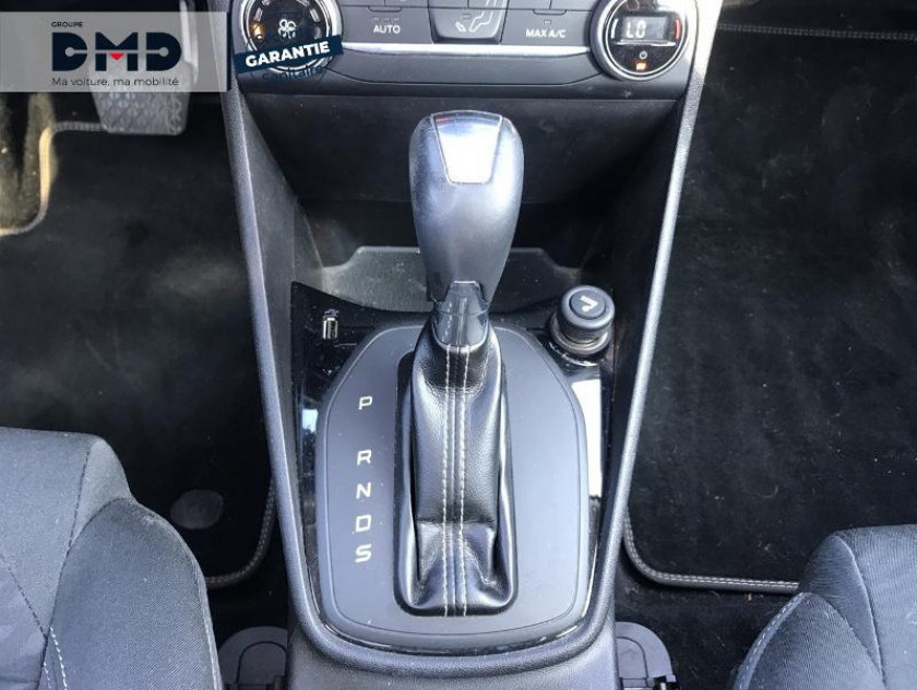 Ford Fiesta 1.0 Ecoboost 100ch Stop&start Titanium Bva 5p - Visuel #8
