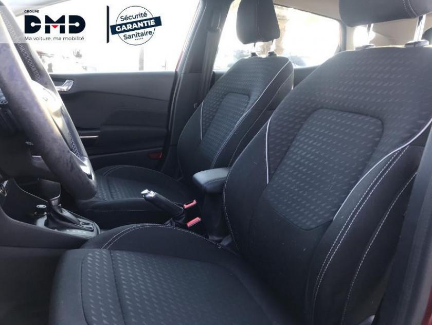 Ford Fiesta 1.0 Ecoboost 100ch Stop&start Titanium Bva 5p - Visuel #9