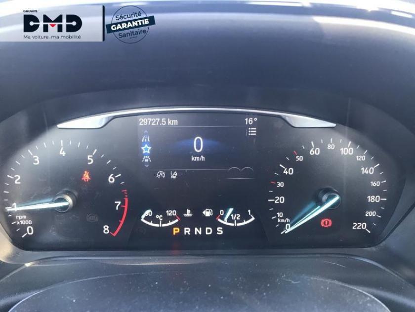 Ford Fiesta 1.0 Ecoboost 100ch Stop&start Titanium Bva 5p - Visuel #15