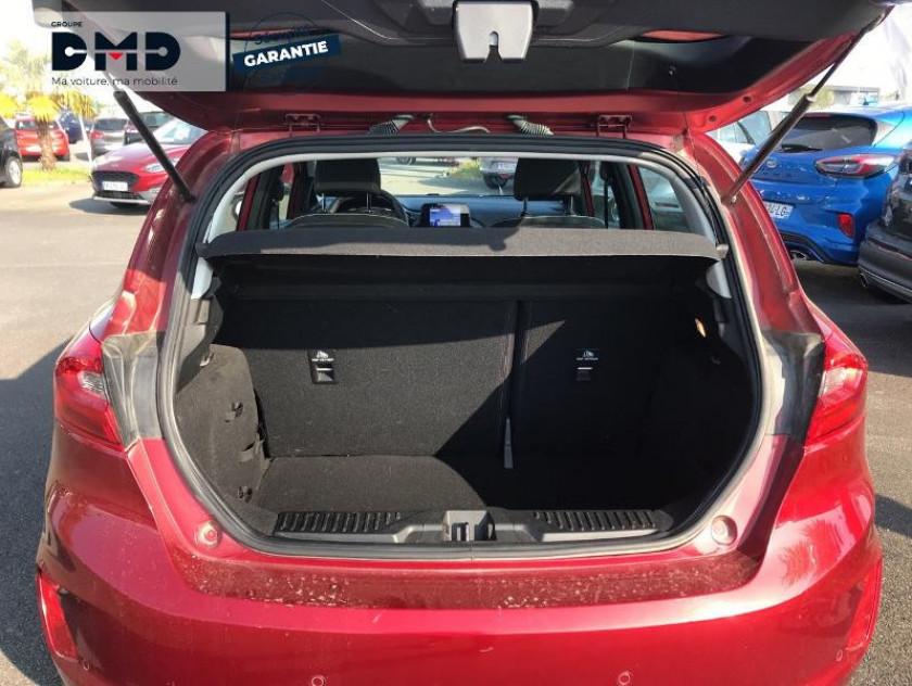 Ford Fiesta 1.0 Ecoboost 100ch Stop&start Titanium Bva 5p - Visuel #12