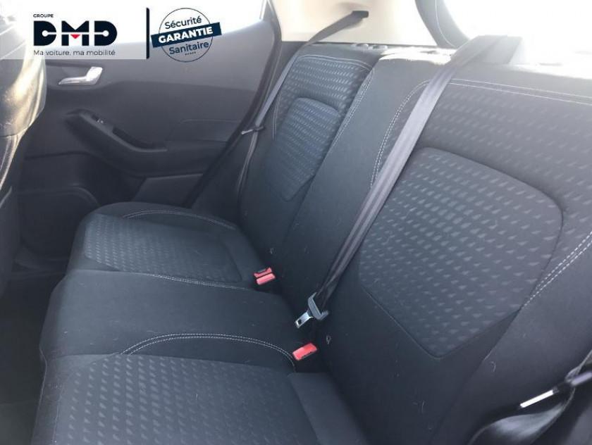 Ford Fiesta 1.0 Ecoboost 100ch Stop&start Titanium Bva 5p - Visuel #10