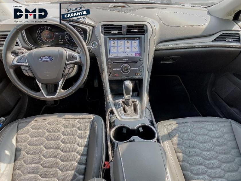 Ford Mondeo 2.0 Tdci 150ch Vignale Powershift 5p Euro6.2 - Visuel #5