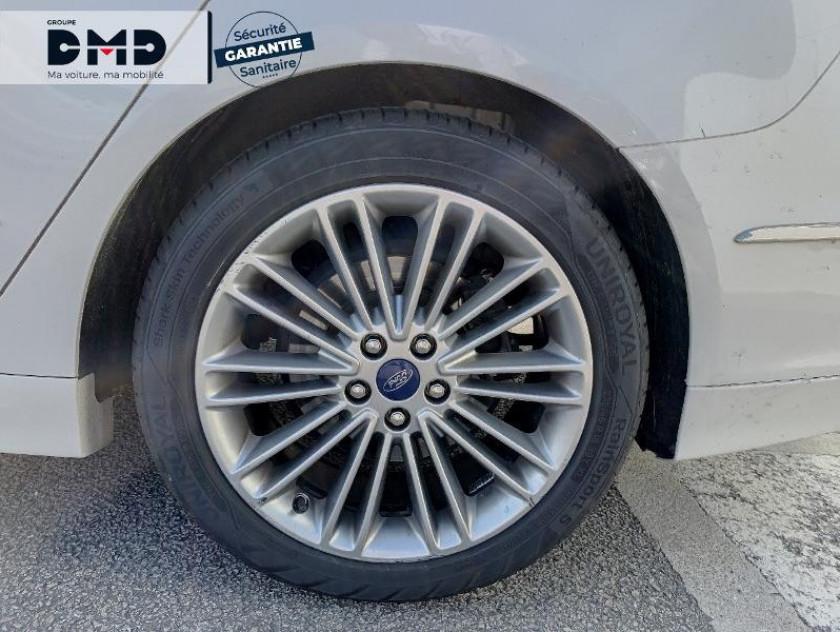Ford Mondeo 2.0 Tdci 150ch Vignale Powershift 5p Euro6.2 - Visuel #13