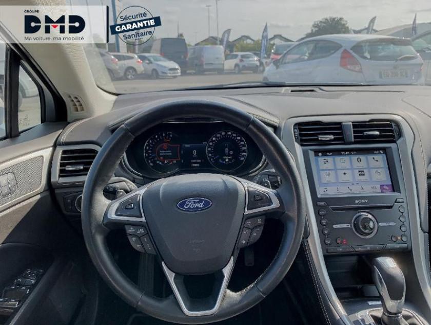 Ford Mondeo 2.0 Tdci 150ch Vignale Powershift 5p Euro6.2 - Visuel #7