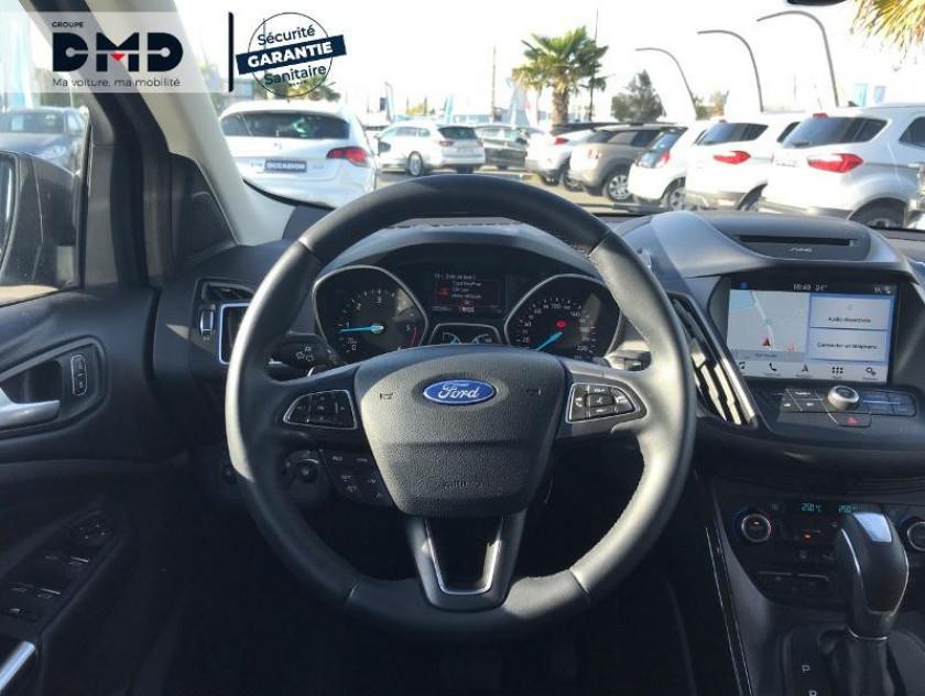 Ford Kuga 1.5 Tdci 120ch Stop&start Titanium 4x2 Powershift - Visuel #7