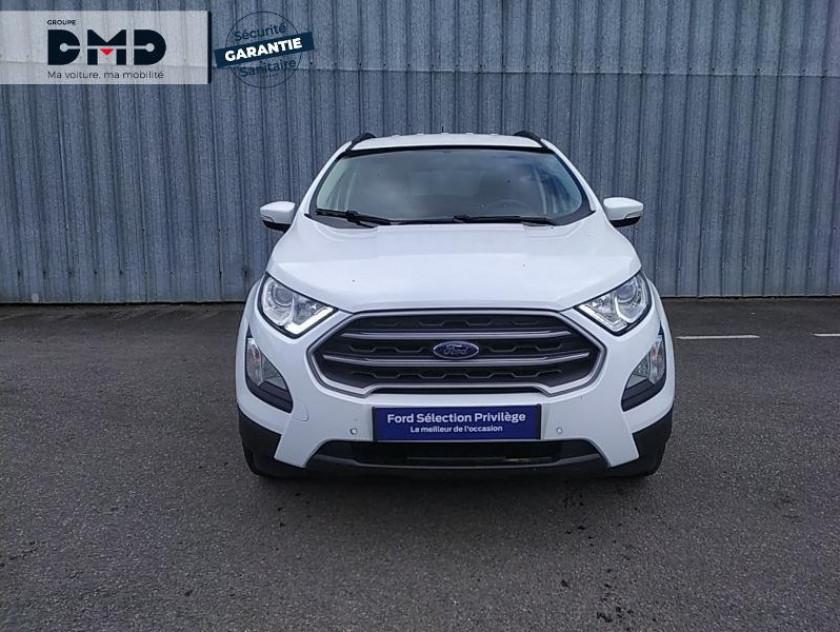 Ford Ecosport 1.5 Tdci 100ch Trend - Visuel #4