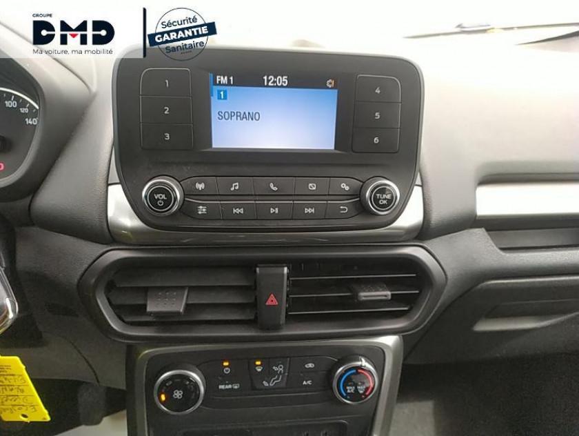 Ford Ecosport 1.5 Tdci 100ch Trend - Visuel #6