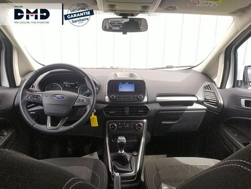 Ford Ecosport 1.5 Tdci 100ch Trend - Visuel #5