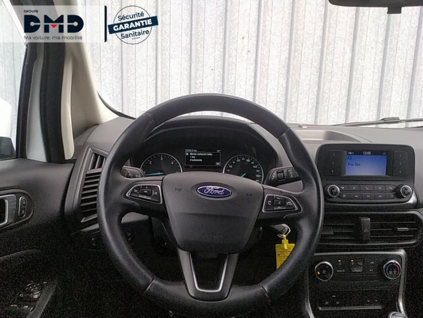 Ford Ecosport 1.5 Tdci 100ch Trend - Visuel #7