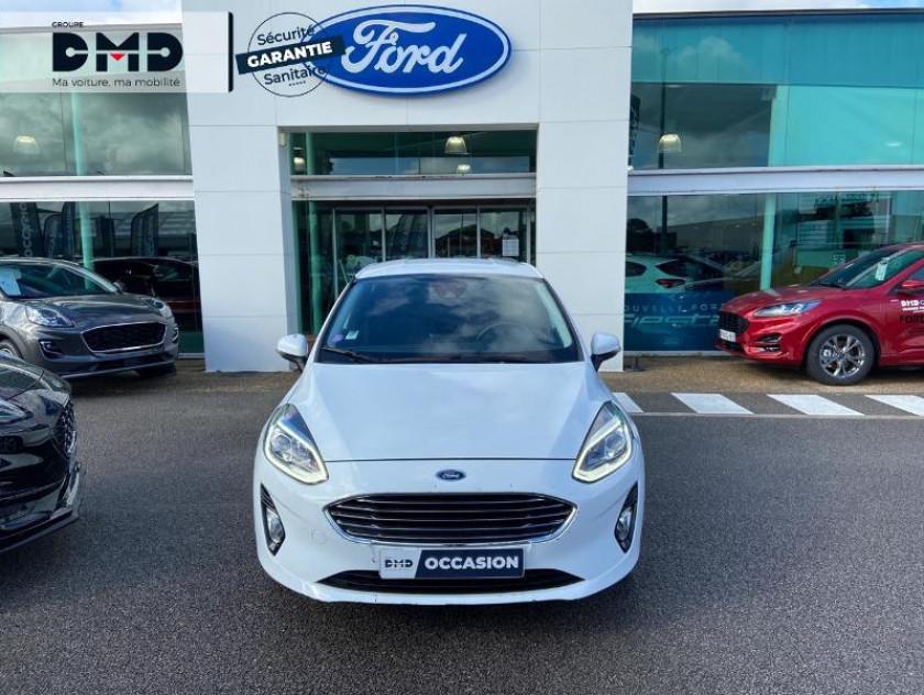 Ford Fiesta 1.0 Ecoboost 100ch Stop&start Titanium Bva 5p - Visuel #4