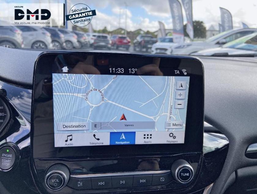Ford Fiesta 1.0 Ecoboost 100ch Stop&start Titanium Bva 5p - Visuel #6