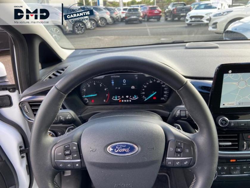 Ford Fiesta 1.0 Ecoboost 100ch Stop&start Titanium Bva 5p - Visuel #7