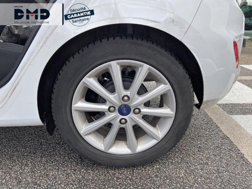 Ford Fiesta 1.0 Ecoboost 100ch Stop&start Titanium Bva 5p - Visuel #13