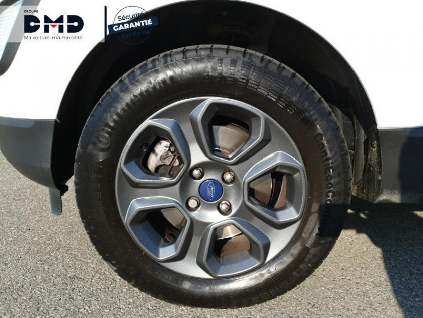 Ford Ecosport 1.0 Ecoboost 125ch Trend Euro6.2 - Visuel #13