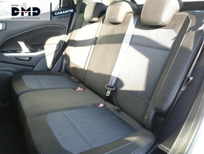 Ford Ecosport 1.0 Ecoboost 125ch Trend Euro6.2 - Visuel #10