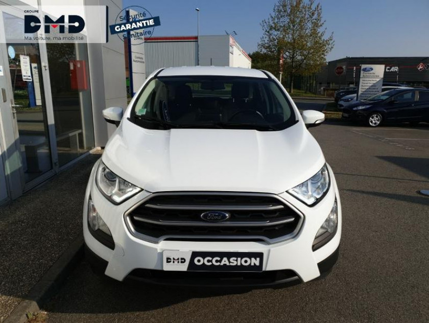 Ford Ecosport 1.0 Ecoboost 125ch Trend Euro6.2 - Visuel #4