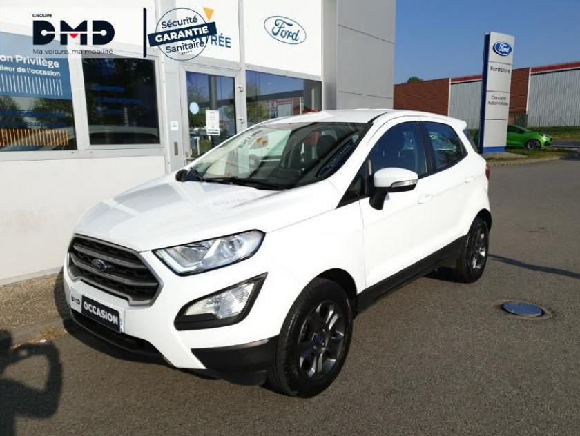 Ford Ecosport 1.0 Ecoboost 125ch Trend Euro6.2 - Visuel #14
