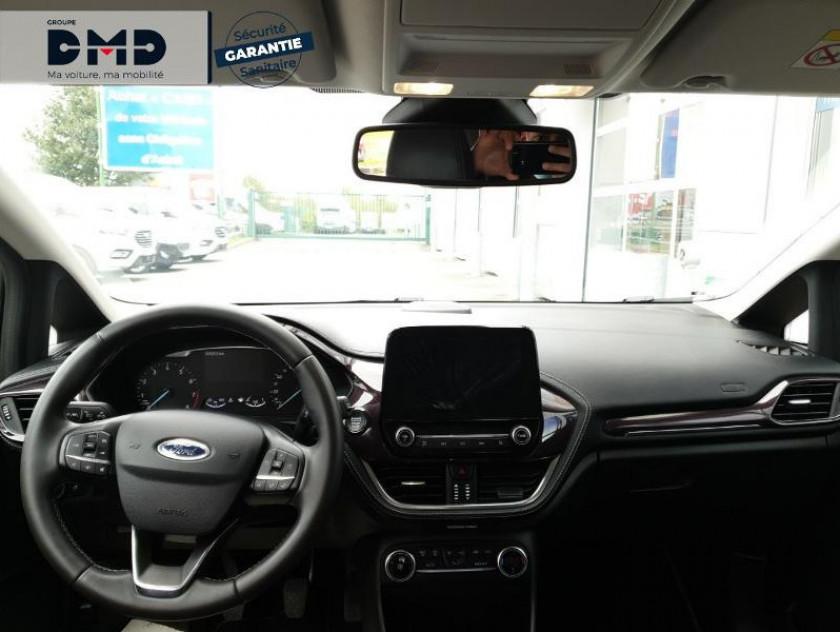 Ford Fiesta 1.0 Ecoboost 125ch Stop&start Vignale 5p Euro6.2 - Visuel #5
