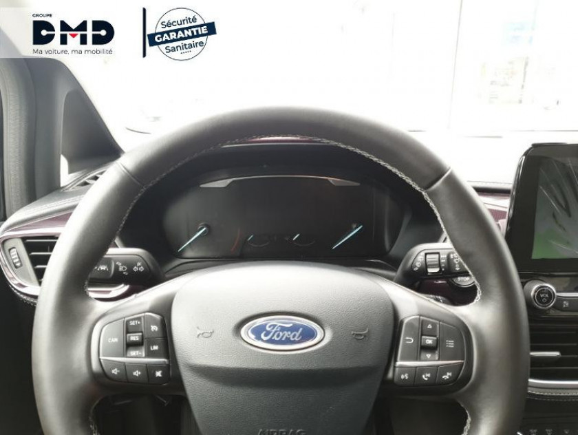 Ford Fiesta 1.0 Ecoboost 125ch Stop&start Vignale 5p Euro6.2 - Visuel #7