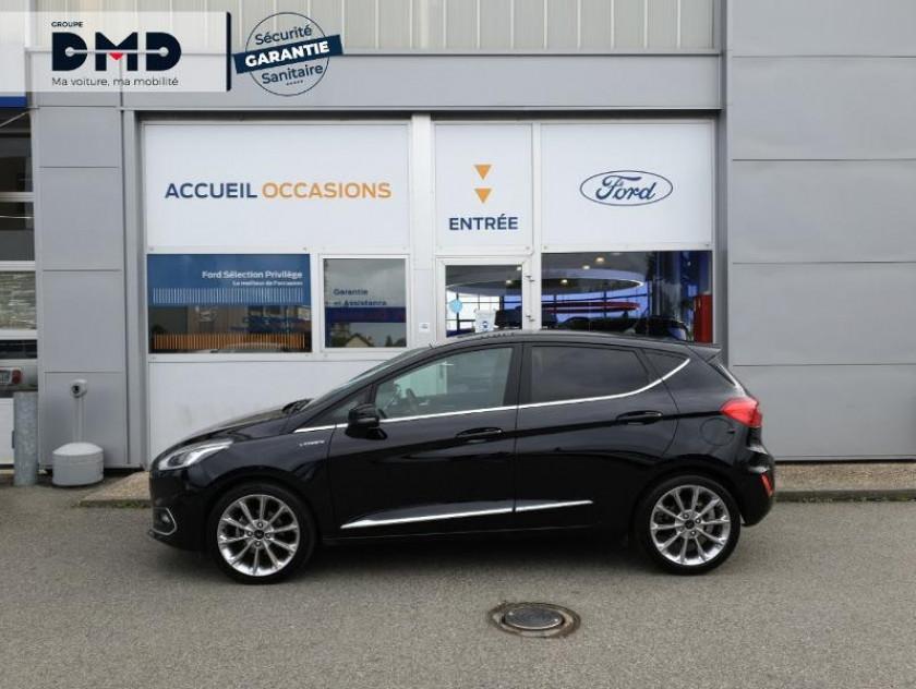 Ford Fiesta 1.0 Ecoboost 125ch Stop&start Vignale 5p Euro6.2 - Visuel #2