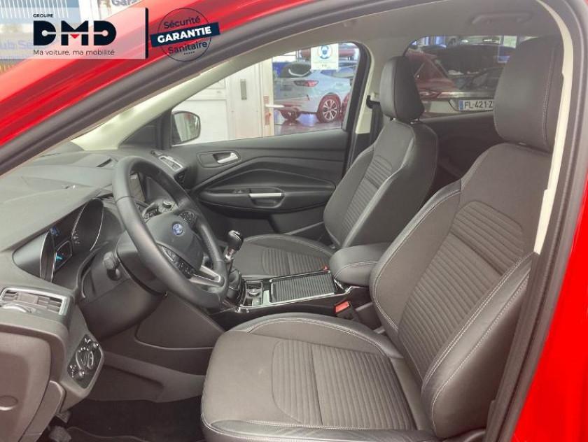 Ford Kuga 1.5 Tdci 120ch Stop&start Titanium 4x2 - Visuel #9
