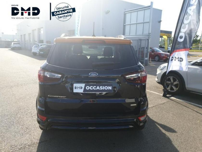 Ford Ecosport 1.0 Ecoboost 125ch St-line Noir/tiger - Visuel #11