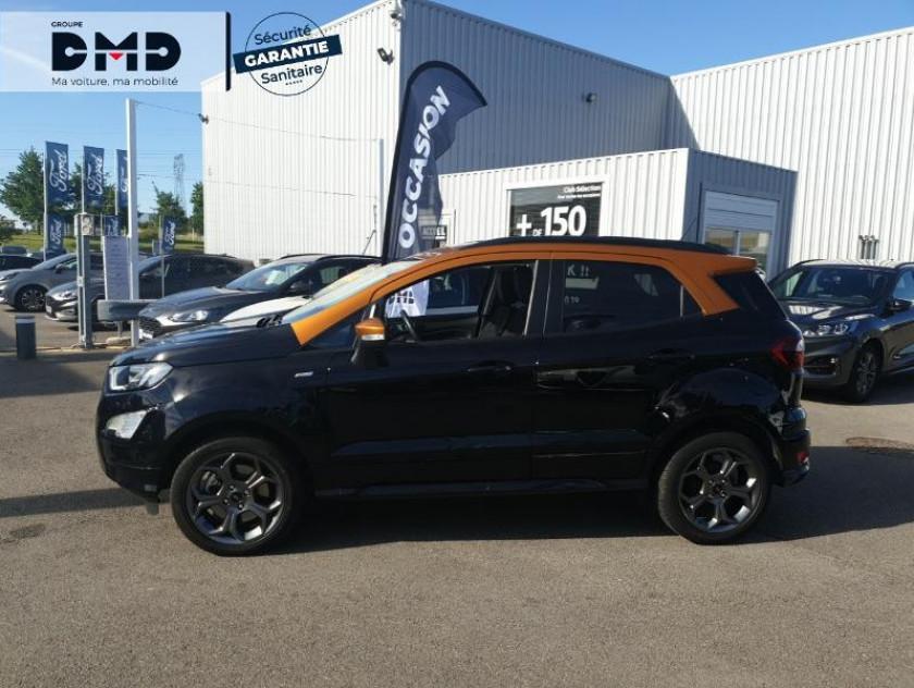 Ford Ecosport 1.0 Ecoboost 125ch St-line Noir/tiger - Visuel #2