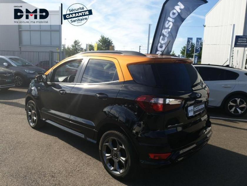 Ford Ecosport 1.0 Ecoboost 125ch St-line Noir/tiger - Visuel #3