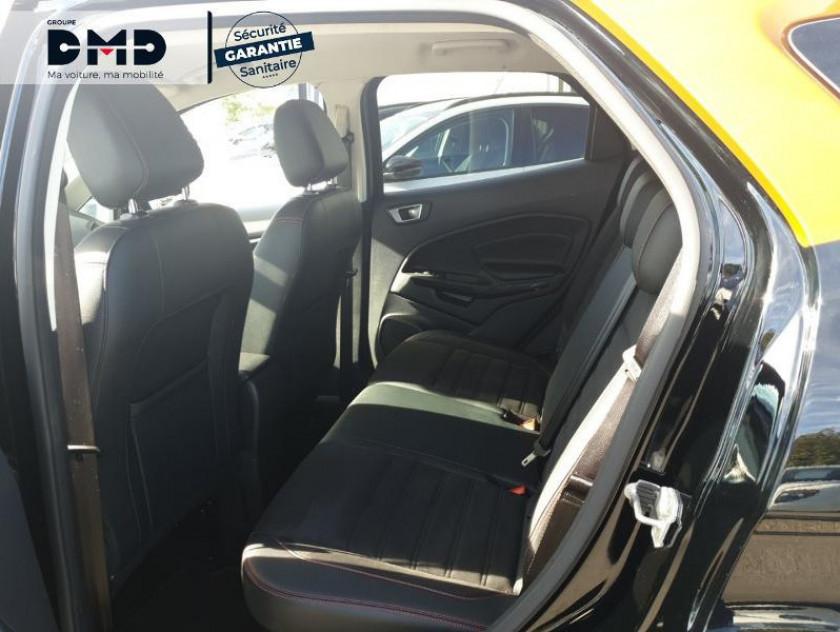 Ford Ecosport 1.0 Ecoboost 125ch St-line Noir/tiger - Visuel #10