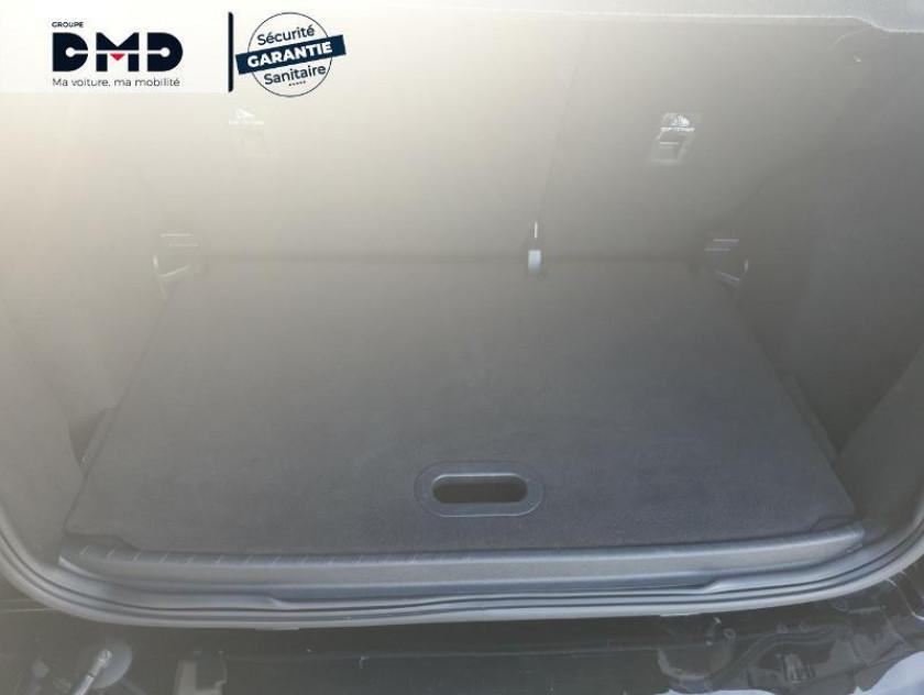 Ford Ecosport 1.0 Ecoboost 125ch St-line Noir/tiger - Visuel #12