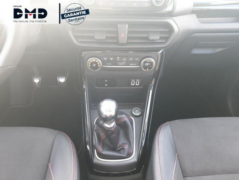 Ford Ecosport 1.0 Ecoboost 125ch St-line Noir/tiger - Visuel #8