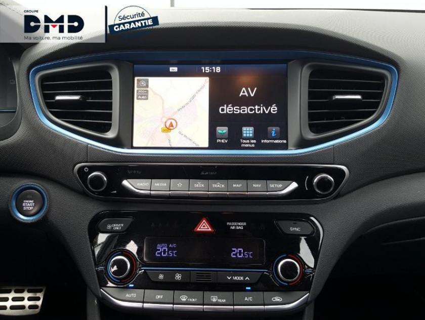 Hyundai Ioniq Plug-in 141ch Executive - Visuel #6