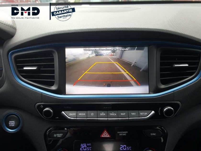 Hyundai Ioniq Plug-in 141ch Executive - Visuel #15