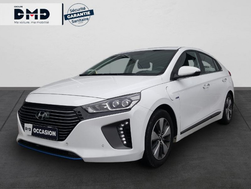 Hyundai Ioniq Plug-in 141ch Executive - Visuel #1