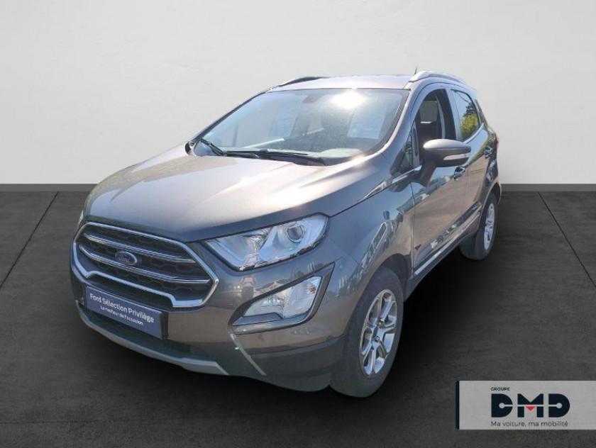 Ford Ecosport 1.0 Ecoboost 125ch Titanium - Visuel #1