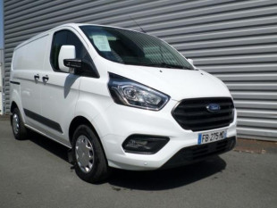 Ford Transit Custom Fg 300 L1h1 2.0 Tdci 130 Trend Business
