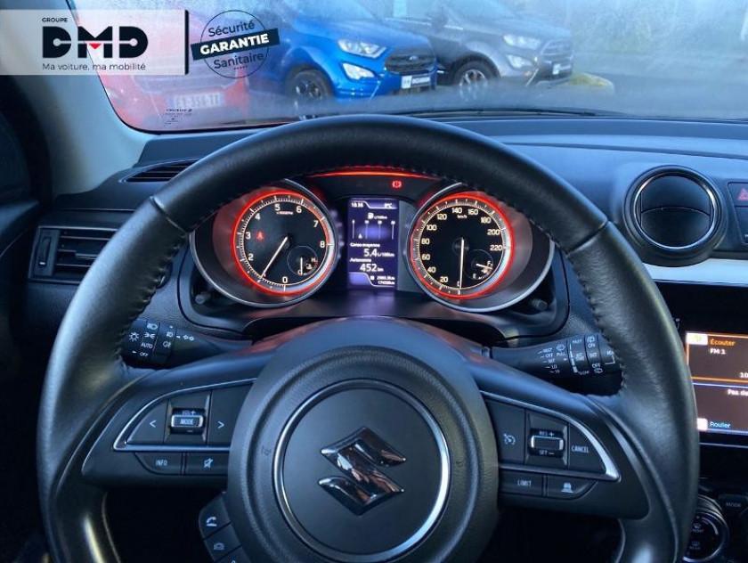 Suzuki Swift 1.2 Dualjet Hybrid Shvs 90ch Pack - Visuel #7