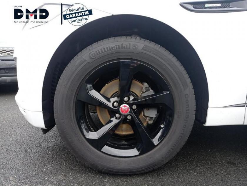 Jaguar F-pace 2.0d 180ch R-sport Awd Bva8 - Visuel #13