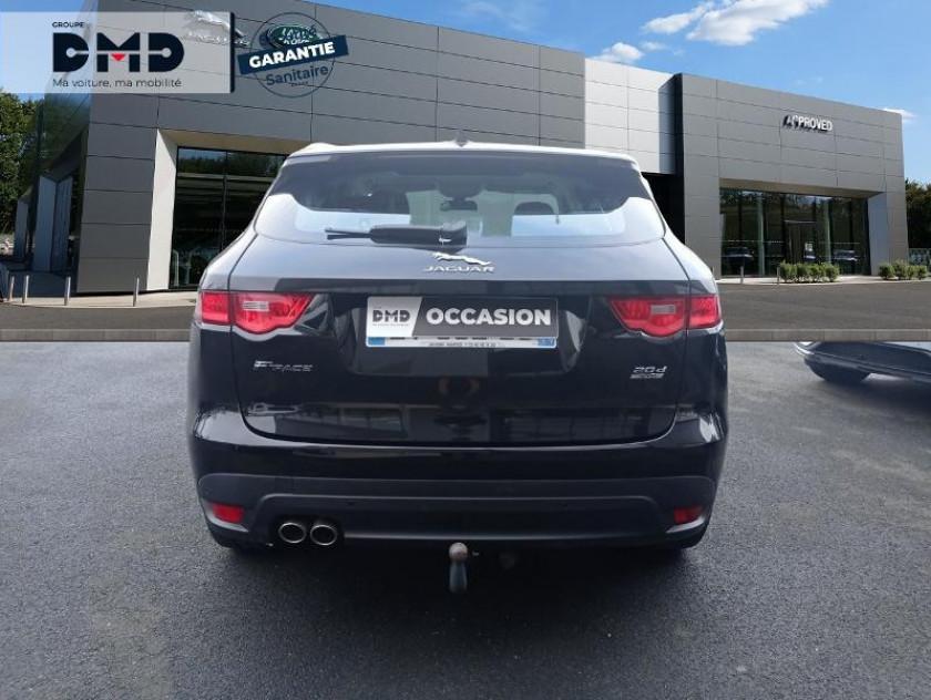 Jaguar F-pace 2.0d 180ch Prestige 4x4 Bva8 - Visuel #11
