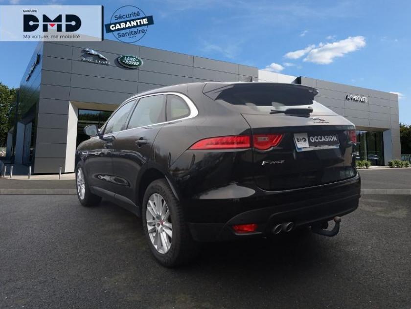Jaguar F-pace 2.0d 180ch Prestige 4x4 Bva8 - Visuel #3