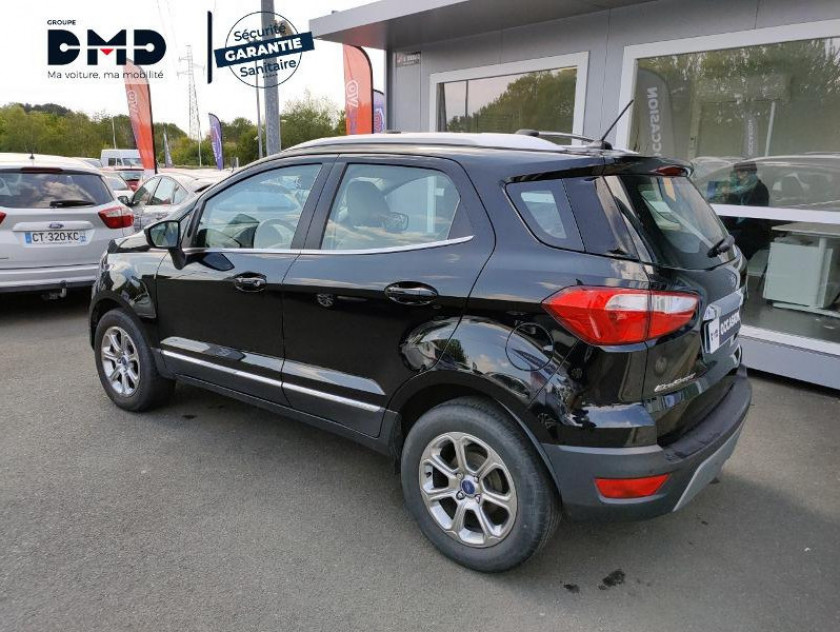 Ford Ecosport 1.0 Ecoboost 125ch Titanium Bva6 - Visuel #3